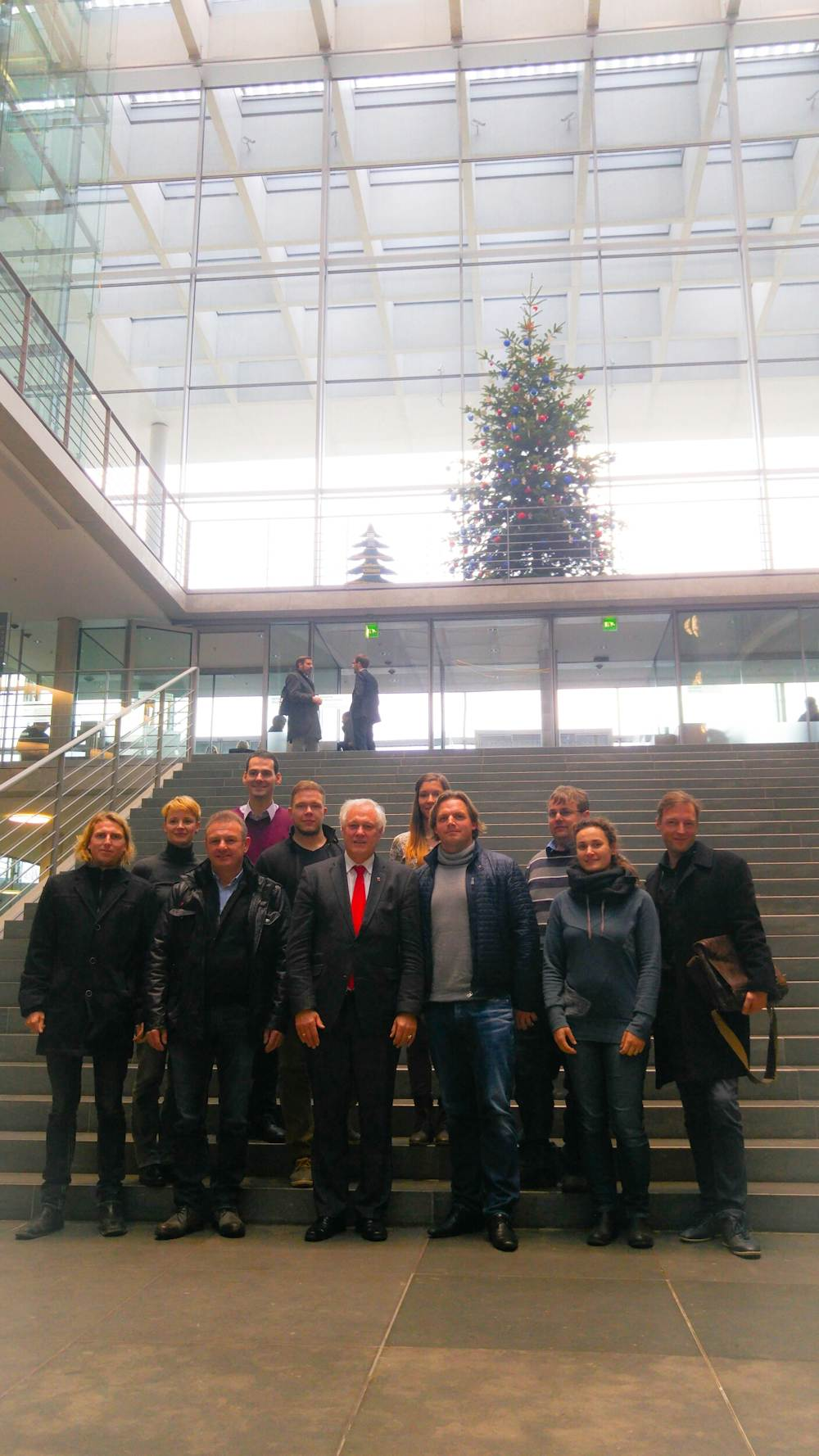 (Foto: Bundestagsbüro MdB Freese, Michael Heger)