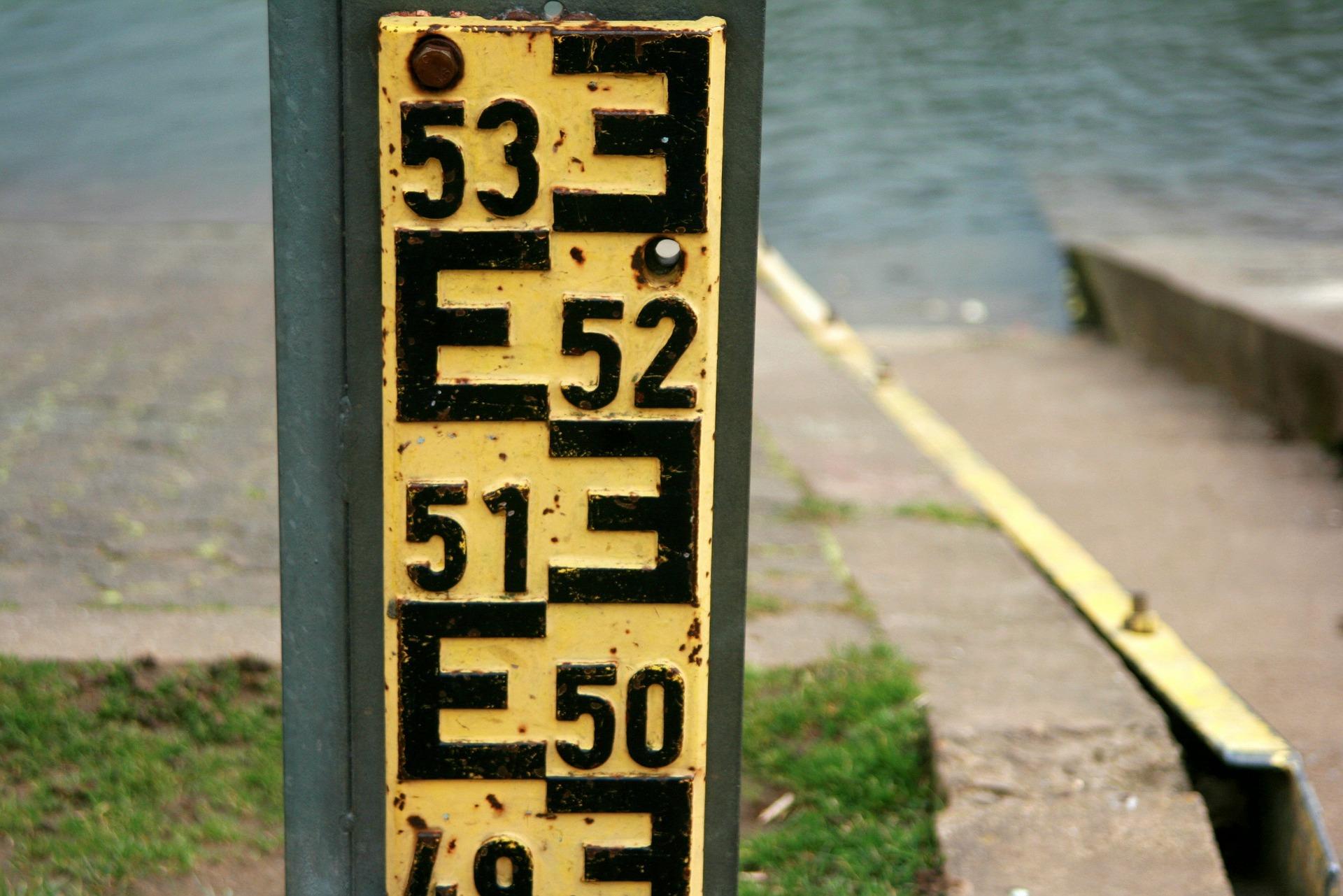 pixabay hochwasser-was-measured-277558 1920