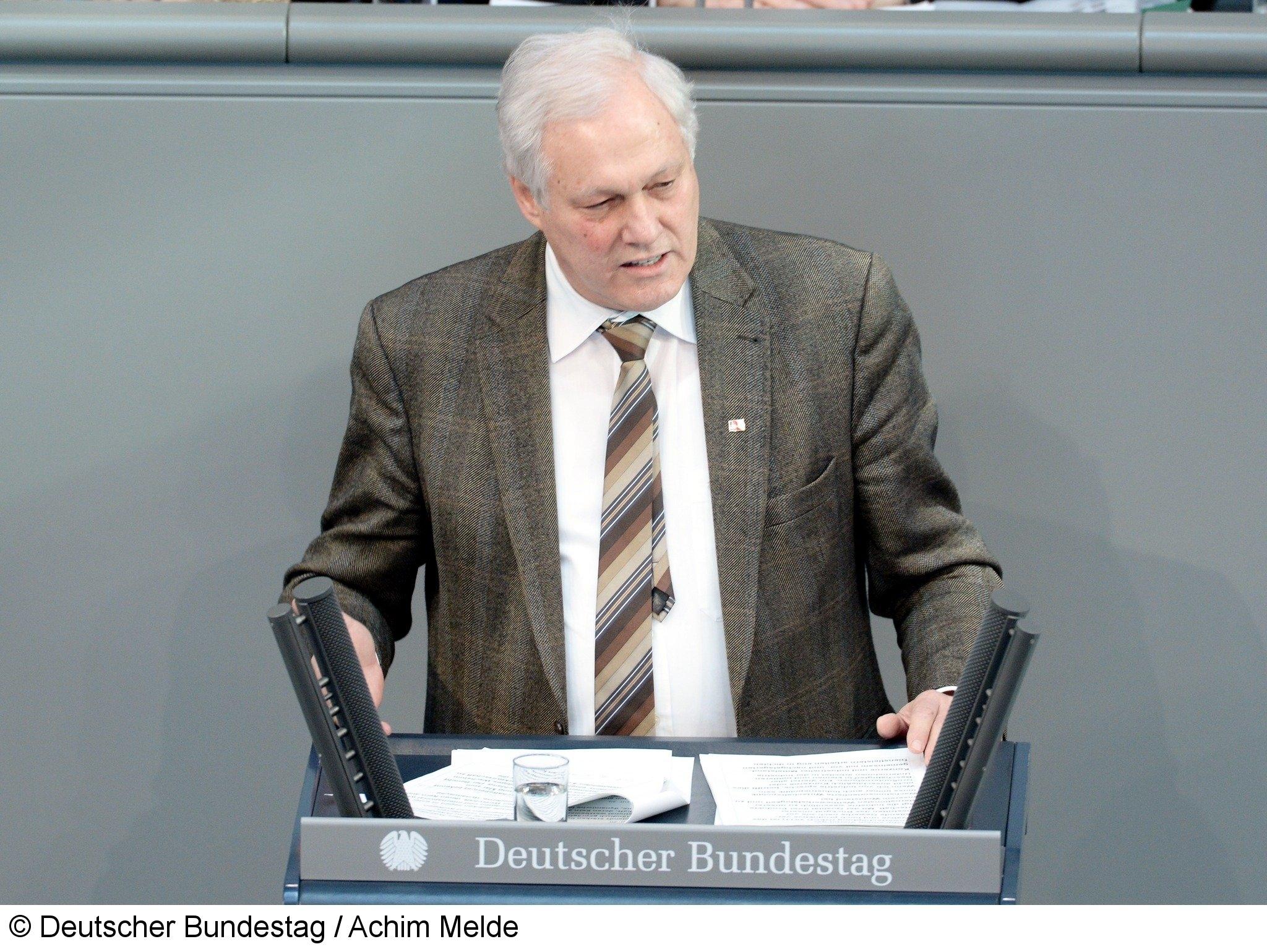 (c) Deutscher Bundestag/Achim Melde